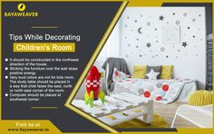 Get Stunning bedroom Interior for your Children's. #BayaweaverHome #RealEstateAdvice