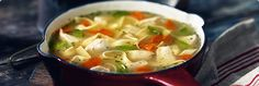 Enjoy our homemade soup recipes that are easy to make and full of flavour. Warm up by making these classic homemade soup recipes. Chicken Drumstick Recipes, Roast Chicken Recipes, Crockpot Recipes, Soup Recipes, Great Recipes, Cooking Recipes, Chicken Broth Soup, Chicken Noodle Soup, Lemon Soup