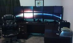 Desktopped.com - awesome computer desk set-ups
