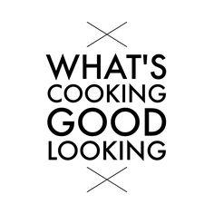 What's Cooking Good Looking www.blaaablaaa.com