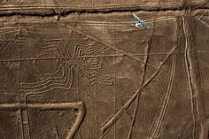 """The spider is one of many so-called Nasca lines (or Nazca lines), vast artworks that date from 500 B.C. to A.D. 500 and cover a """"canvas"""" of more than 173 square miles (450 square kilometers)."""