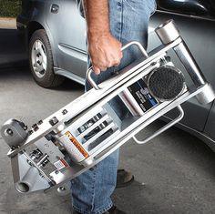 3 Ton Aluminum Floor Jack Low Profile Garage Car Truck Van SUV Lift Portable…