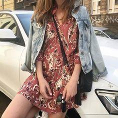 Sukienko tunika Candice🍒 #fashion #dress #style #outfit #floraldress #essentials #instalike #instamood #potd #showroom #moda #krakow #sukienki #butik #blackbow #dresseswithlove