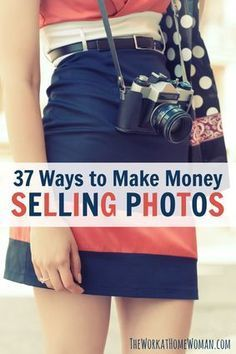 Check out this BIG list of legitimate sites that pay you for your photos. These gigs pay money for stock photos, smartphone photos, food photos, Instagram photos, and more! via The Work at Home Woman