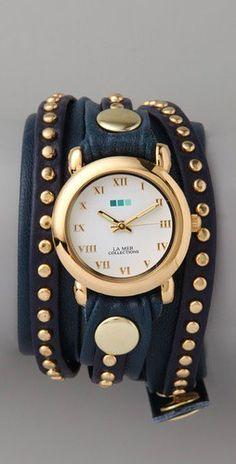 這錶好看耶!