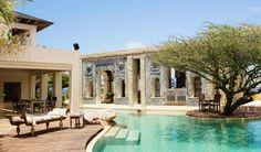 The Majilis Resort, Lamu town, Kenya The 7 Best Honeymoon Destinations You've Never Heard Of via @domainehome