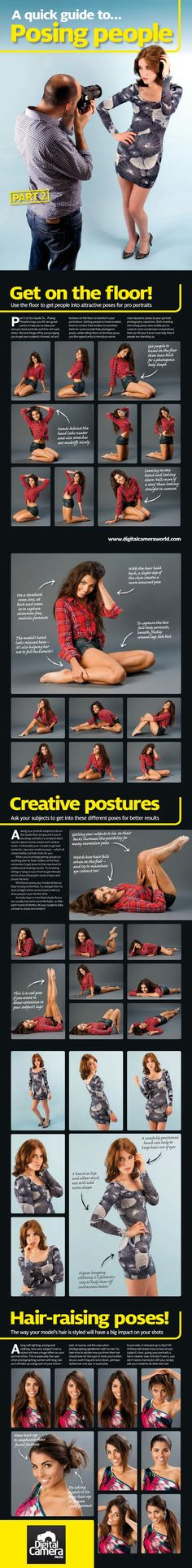 Free portrait posing guide: 40 different ideas for poses, postures and hairstyles. Great for Senior pictures. Poses Photo, Picture Poses, Photo Tips, Photo Shoots, Picture Outfits, Picture Ideas, Photo Ideas, Photography 101, Photography Tutorials
