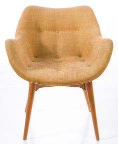 GRANT FEATHERSTON SPACE CHAIR