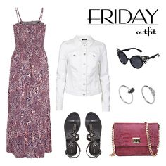 Friday outfit #buylevard #fashion #look