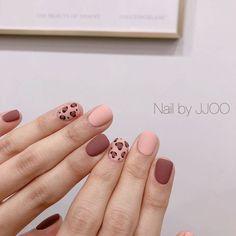 nail tips almond Manicures Manicure, Diy Nails, Swag Nails, Cute Acrylic Nails, Cute Nails, Pretty Nails, Safari Nails, Nagellack Design, Cheetah Nails