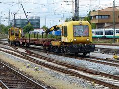 SKL (Schwerlastkleinwagen) | Bahndienstfahrzeuge Work Train, Bahn, Transportation, Vehicles, Car, Vehicle, Tools