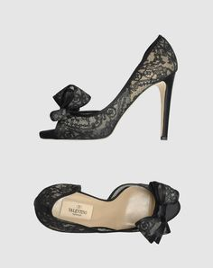 valentino Lace and bows...