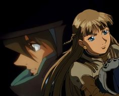 Gundam Wing: Heero Yuy & Relena Peacecraft