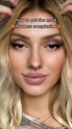 Edgy Makeup, Simple Makeup, Natural Makeup, Natural School Makeup, Natural Everyday Makeup, Blonde Makeup, Glamour Makeup, Contour Makeup, Skin Makeup