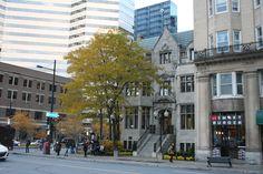 Les grandes avenues de Montréal. Plus sur le blog.