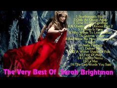 The Very Best Of Sarah Brightman - YouTube