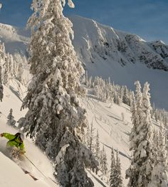 The top 4 ski towns for Canadian living, as chosen by ski bums who are already doing it.