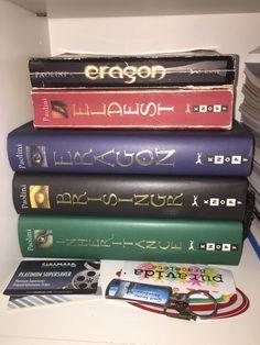 #Emstagram #Day24 #Read #Inheritancecycle Favorite series