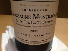 Underrated but an extremely enjoyable Chassagne Montrachet from Domaine Vincent Girardin