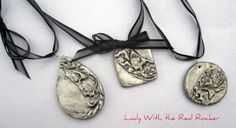 salt dough pendants 8