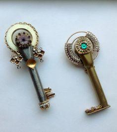 one side keys 86, 87