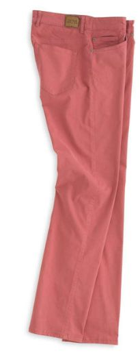 Peter Millar | Sateen Stretch 5-Pocket Pant