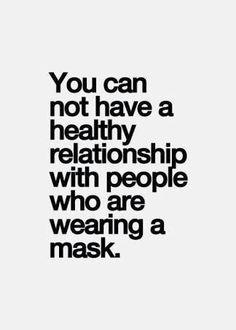 .... Masks ...