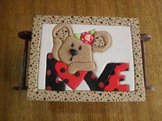 caixa ratinha love