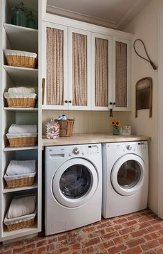 DIY Laundry Room Storage Shelves Ideas (42)