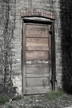 Steppenwolf's Door by MaryWit, via Flickr