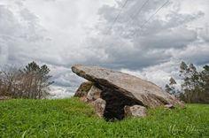 Dolmen Pedra Moura en Vimianzo #costadamorte