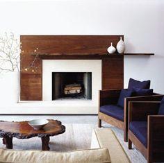 Shape/idea of fireplace