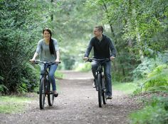 Thetford Forest - a bit of a drive but may be nice to go cycle or do the Go-Ape thing.