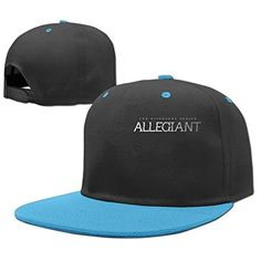 NCKG The Divergent Series Allegiant Fans Teenage Baseball-caps Meshback, RoyalBlue - Brought to you by Avarsha.com