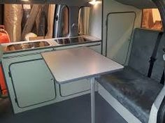 Image result for small spaces ideas for camper vans | van ...