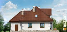 Projekt domu Dom w rukoli (G2) - ARCHON+ Home Fashion, Cabin, House Styles, Website, Home Decor, American Houses, Decoration Home, Room Decor, Cabins