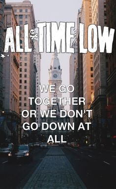 """We go together or we don't go down at all...Is this the end of us or just the means to start again?"" #ATL #LoveLikeWar #VicFuentes"