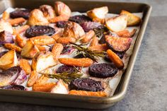 Healthy Roasted Vegetables Recipe – Kayla Itsines
