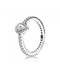 55814a8a9 Pandora Radiant Teardrop Ring Outlet Pandora Rings For Sale, Cheap Pandora, Pandora  Jewelry,