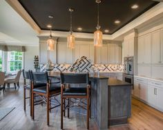 Alta Vista Malibu installation by Romenalli & Hughes Custom builders. Engineered Hardwood Flooring by Hallmark Floors