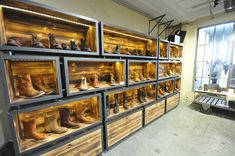 Bread & Butter Berlin 2012 Summer RED WING SHOES exhibit design #tradeshow #architecture