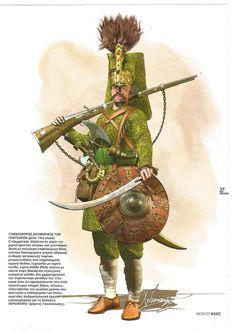 Jannissary Officer (Siege of Handaka-Crete)