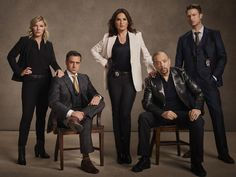 <i>Law and Order: SVU </i>has been a hit for 18 years.