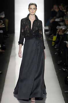 Ralph Rucci | Fall 2006 Ready-to-Wear Collection | Style.com