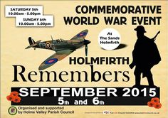 Military displays and vehicles, demonstrations, memorabilia, live music and period food.