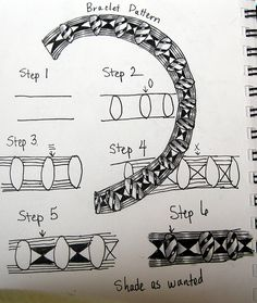 Bracelet pattern | Flickr - Photo Sharing!