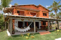 Casas de estilo Rural por Isnara Gurgel - Arquitetura + Interiores