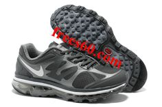 frees60.com for half off nike shoes $59.58 , Womens Nike Air Max 2012 Dark Grey Summit White Cool Grey Metallic Silver Shoes