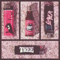 Some cool lighters