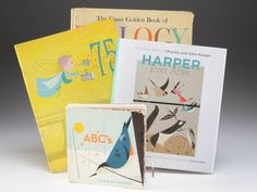 Assortment of Books Illustrated by Charley Harper
